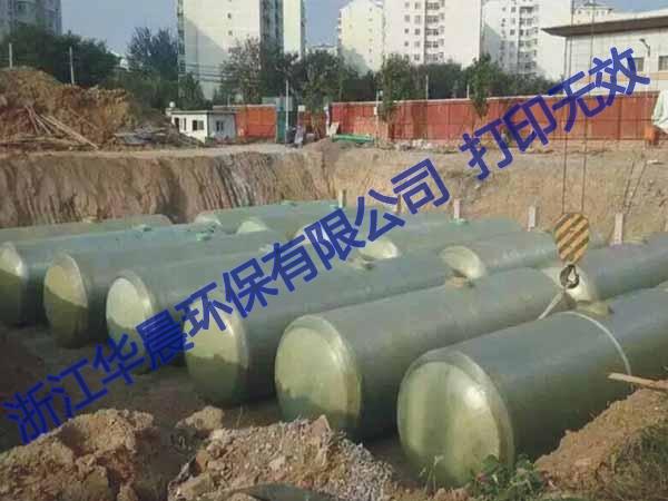 吴中玻璃钢地埋式污水处理设备