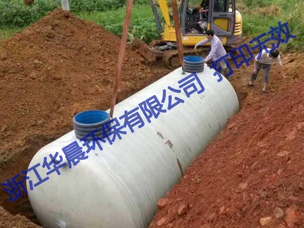 昆山地埋式污水处理设备