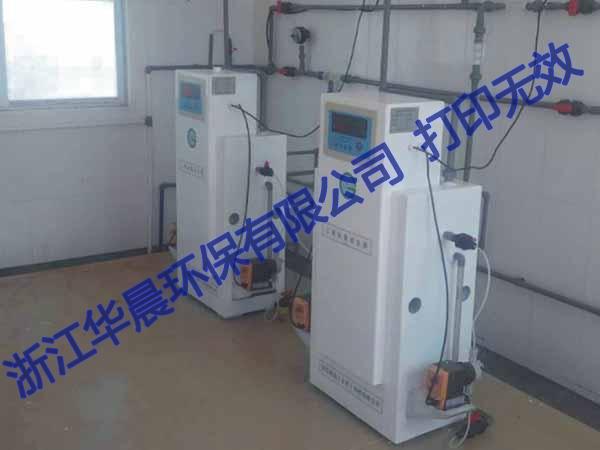 吴江二氧化氯发生器净水设备