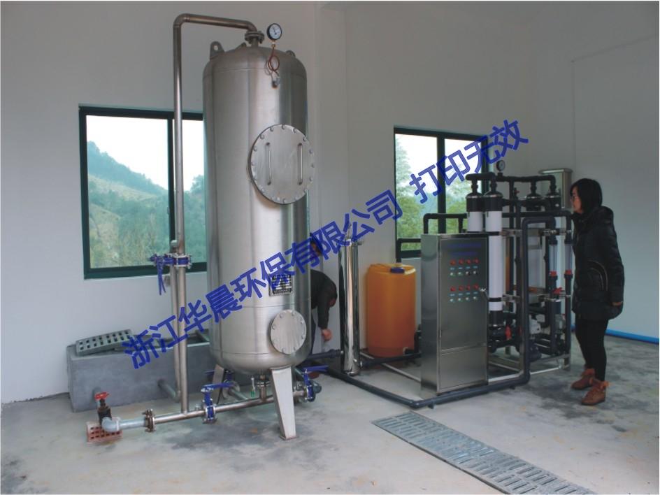 农村净水设备