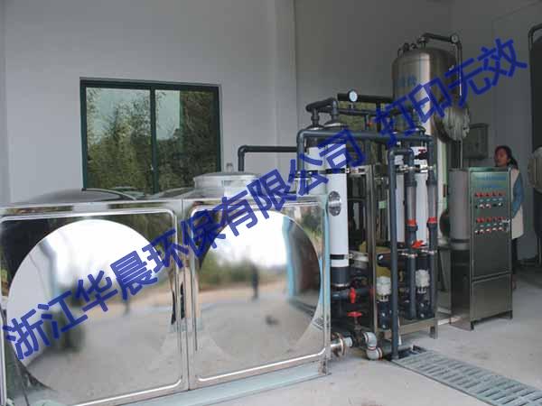 天津农村一体化净水设备