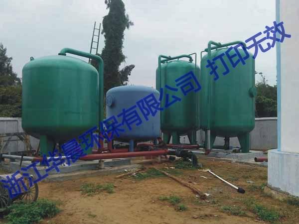 一体化除铁除锰净水设备