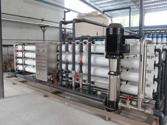 印染厂中水回用设备