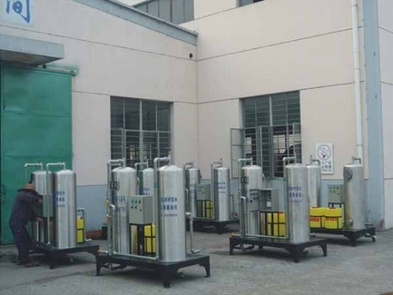 抗震救灾净水设备