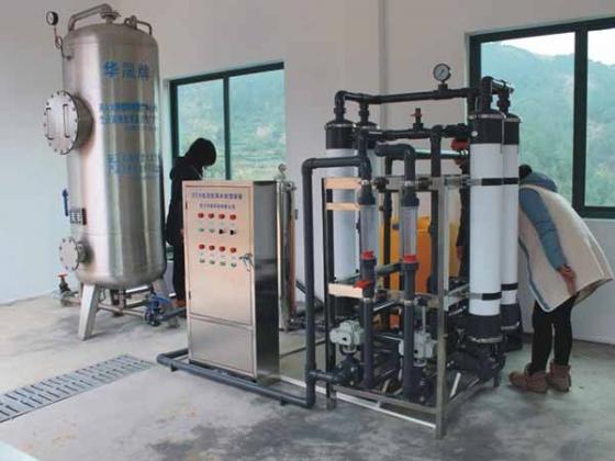农村超滤净水设备