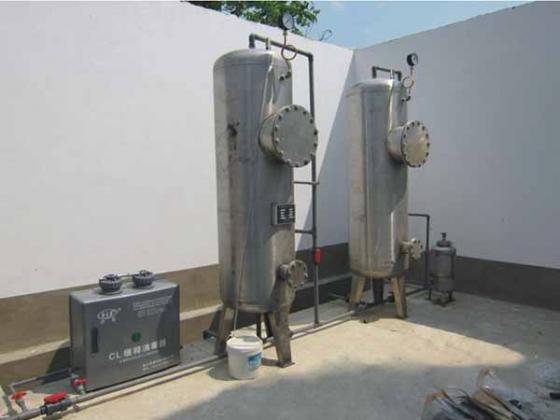 小型一体化净水设备