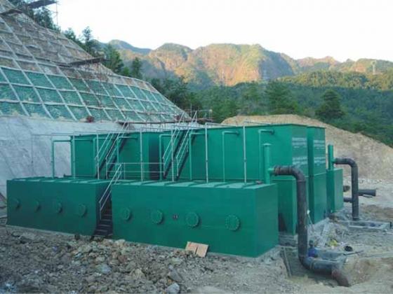 一体化全自动净水设备