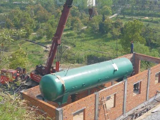 组合式净水设备