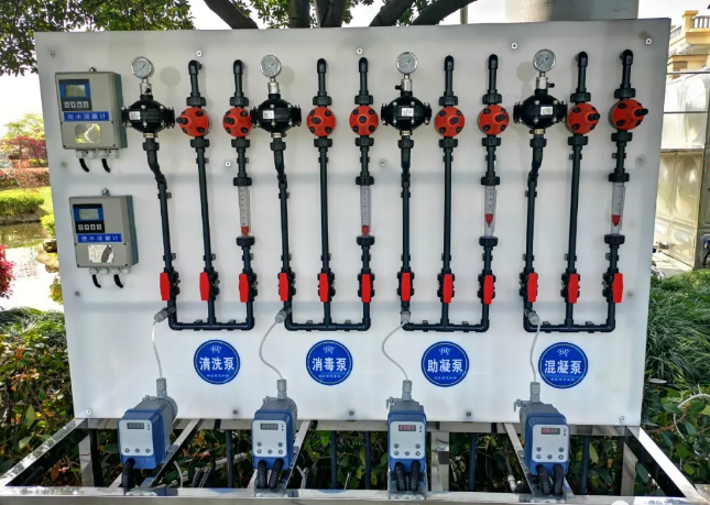 集成膜一体化净水处理设备